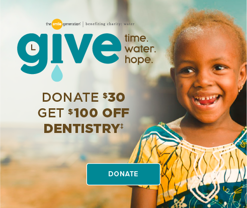 Donate $30, Get $100 Off Dentistry - White Oak Dental Group